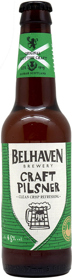 Belhaven, Craft Pilsner