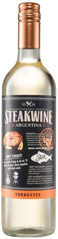Steakwine Torrontes Black Label