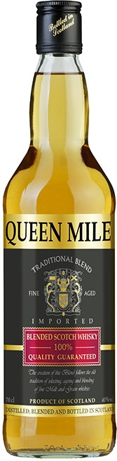 Queen Mile, Blended Scotch Whisky