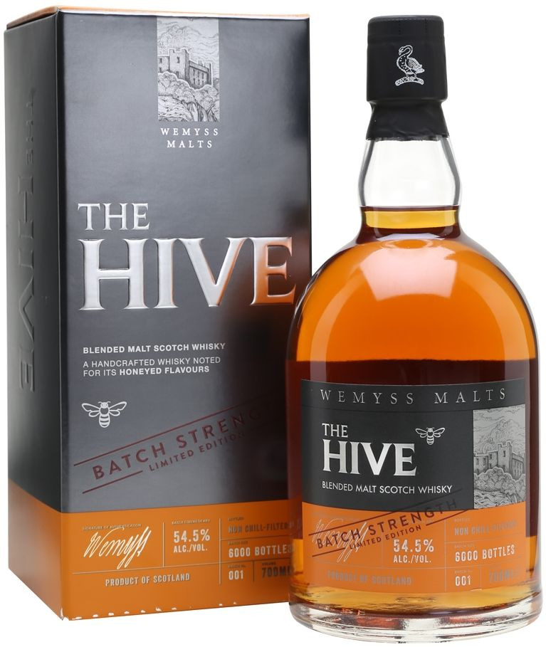 Hive Batch Strength 3yo