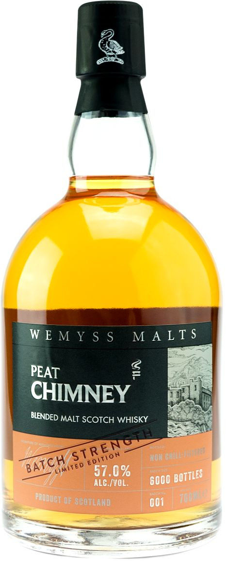 Peat Chimney Batch Strength