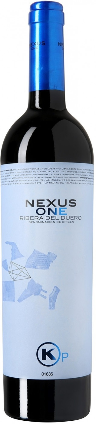 Kosher wine Bodegas Nexus Frontaura Nexus One Kosher Ribera del Duero DO