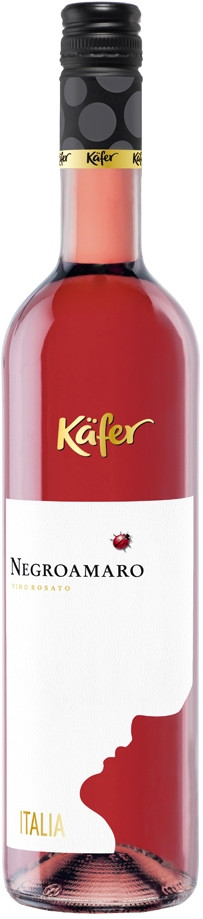 Kafer, Negroamaro, Rose