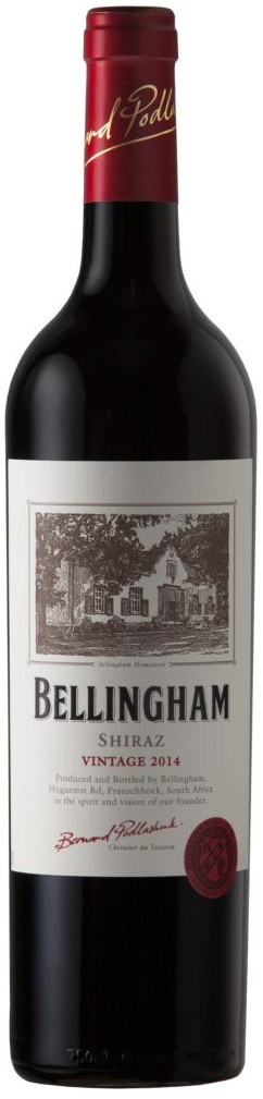Bellingham Homestead Series Shiraz