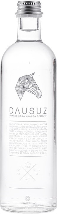 Dausuz Sparkling Glass