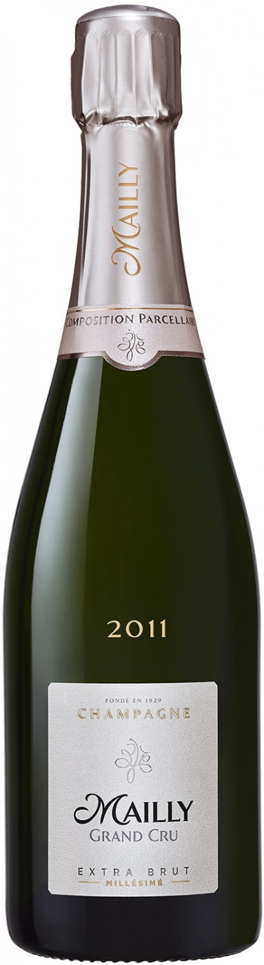 Mailly Grand Cru, Extra Brut Millesime 2011, Champagne