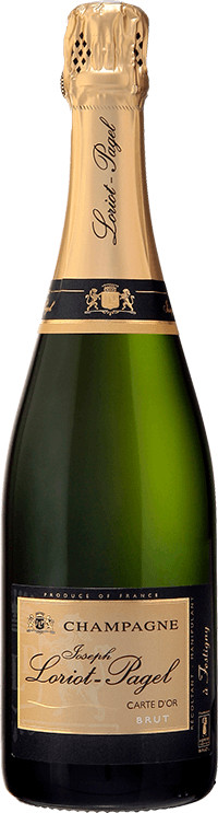 Champagne Loriot-Pagel Carte d Or Brut