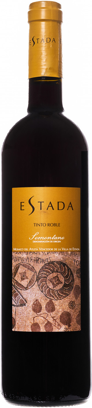 Estada, Tinto Roble, Somontano