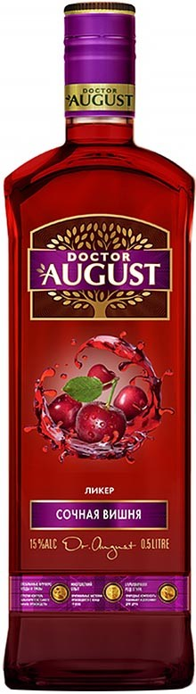 Doctor August, Juicy Cherry