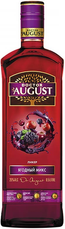 Doctor August, Berry Mix