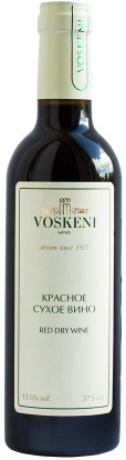 Voskeni Red Dry 375 мл