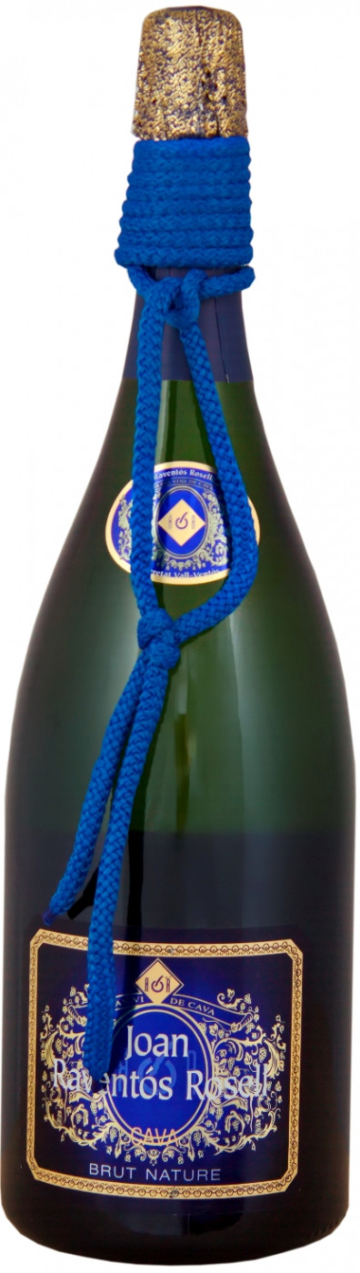 Wine Joan Raventos Rosell Nature Brut Cava DO 1.5 л