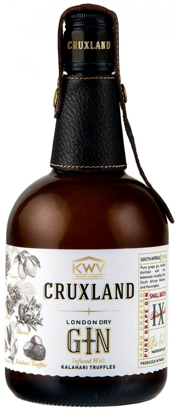Cruxland, London Dry Gin