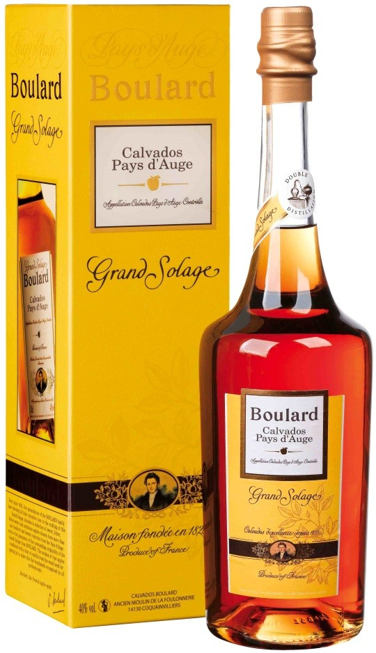 Boulard, Grand Solage, Pays d`Auge, gift box