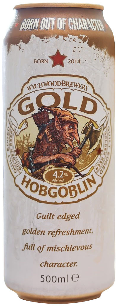 Hobgoblin Gold, can
