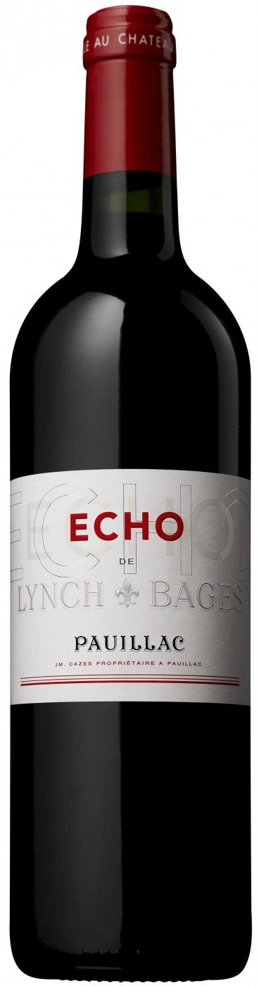 Chateau Lynch Bages Echo de Lynch Bages Pauillac AOC