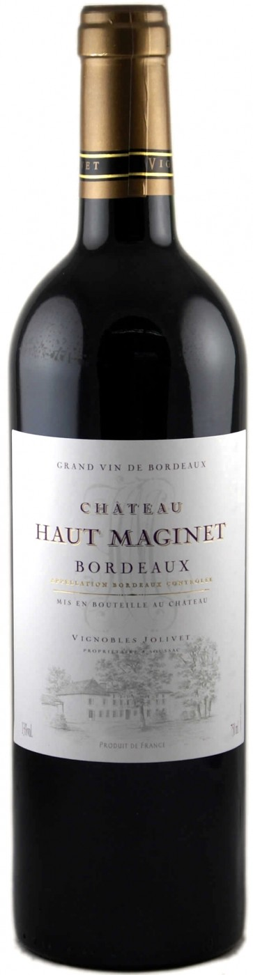Chateau Haut Maginet, Rouge, Bordeaux