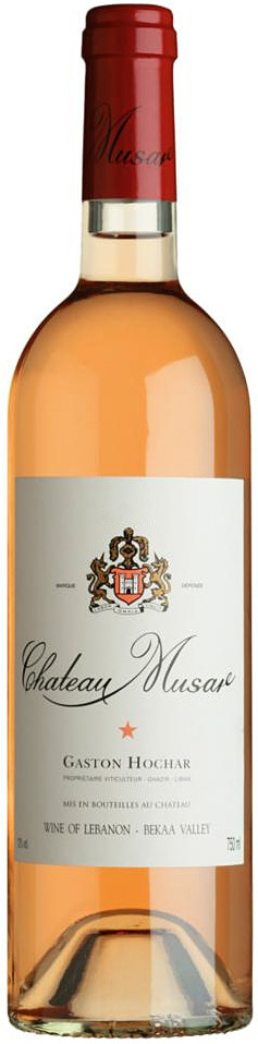 Chateau Musar, Rose