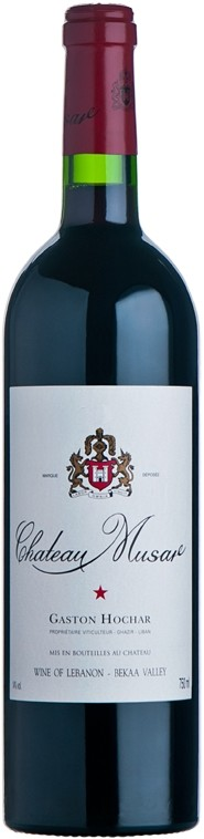 Chateau Musar, Red