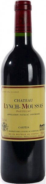 Chateau Lynch-Moussas, Grand Cru Classe Pauillac