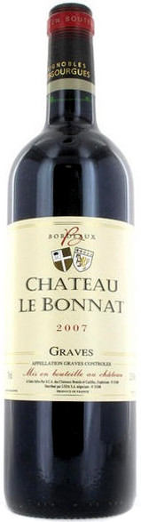 Chateau Le Bonnat Graves Rouge