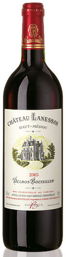 Chateau Lanessan Cru Bourgeois Haut-Medoc AOC Rouge