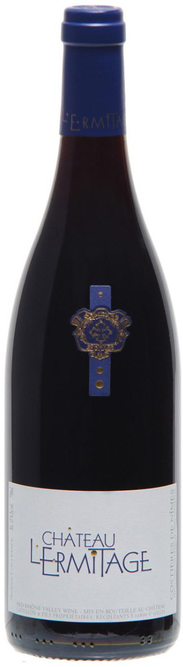 Chateau L`Ermitage, Tradition, Rouge