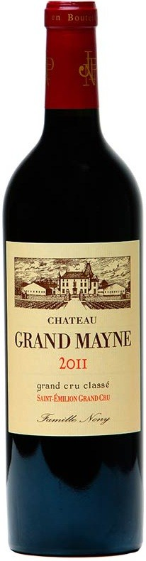 Chateau Grand Mayne Saint-Emilion Grand Cru AOC