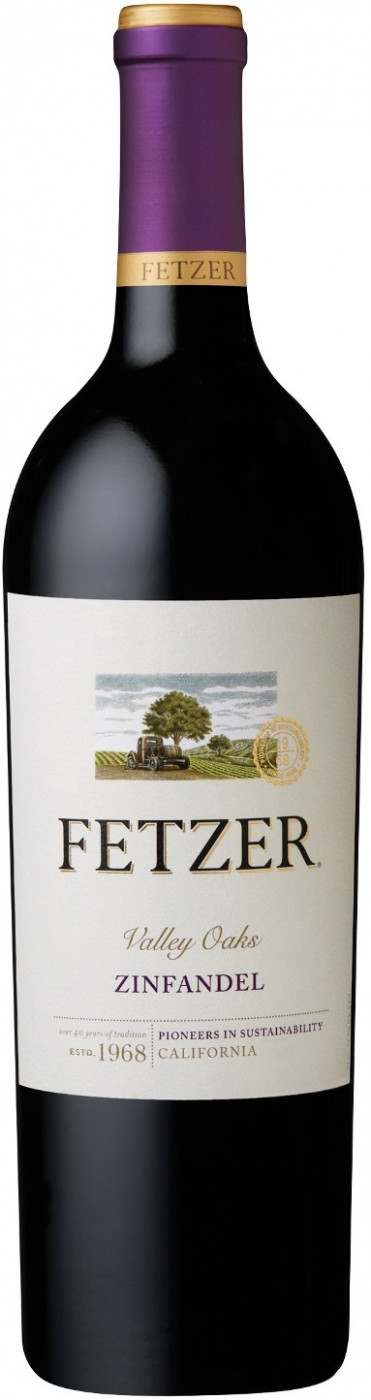 Fetzer Zinfandel Valley Oaks