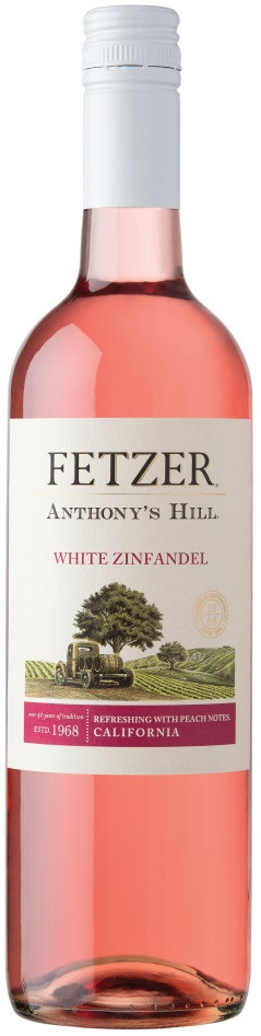 Fetzer Anthonys Hill White Zinfandel