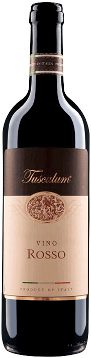 Tusculum Rosso Secco VdT | Тускулум Россо Секко