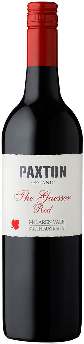 Paxton Wines, The Guesser, Red