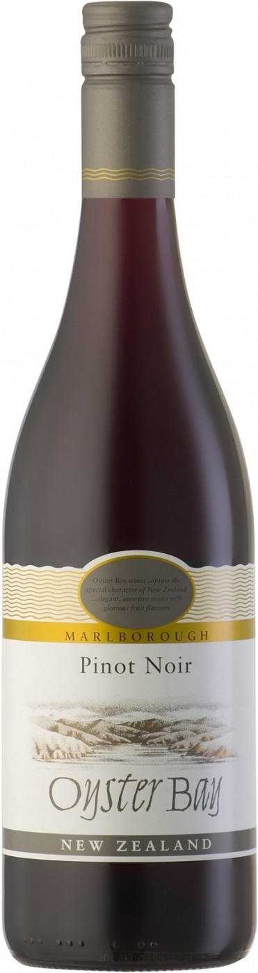 Oyster Bay, Marlborough, Pinot Noir | Ойстер Бей, Мальборо, Пино Нуар