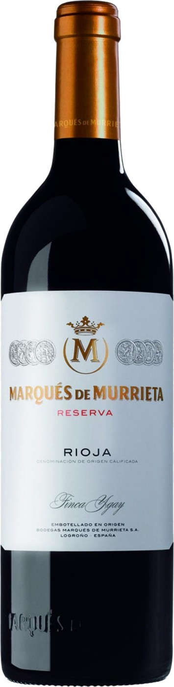 Marques de Murrieta, Reserva