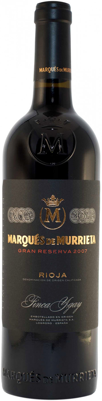 Marques de Murrieta, Gran Reserva