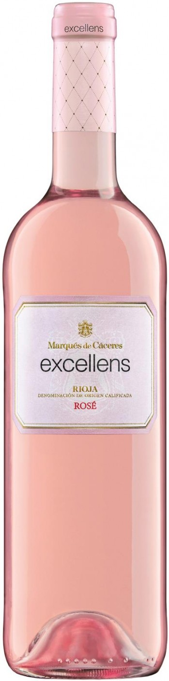 Marques de Caceres, Excellens, Rose