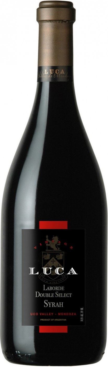 Luca Winery Laborde Double Select Syrah Mendoza DO