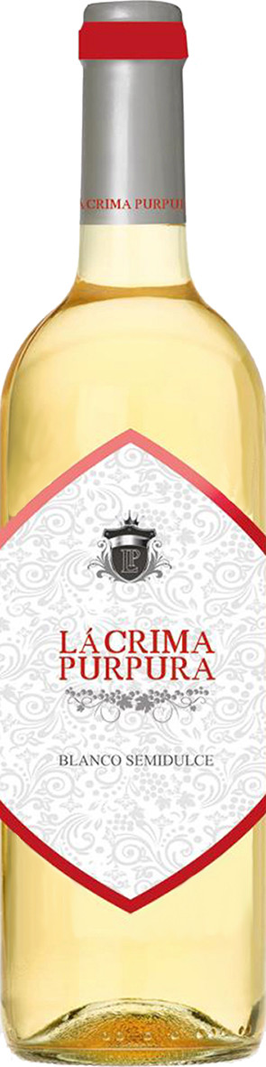 Lacrima Purpura, Blanco, Semidulce, Utiel-Requena