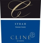 Cline, Sonoma County, Syrah