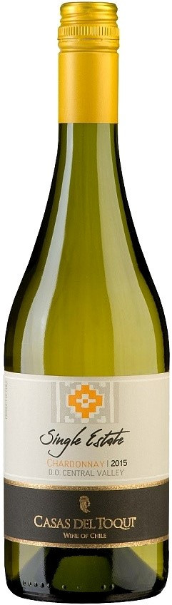 Casas del Toqui, Single Estate, Chardonnay, Central Valley