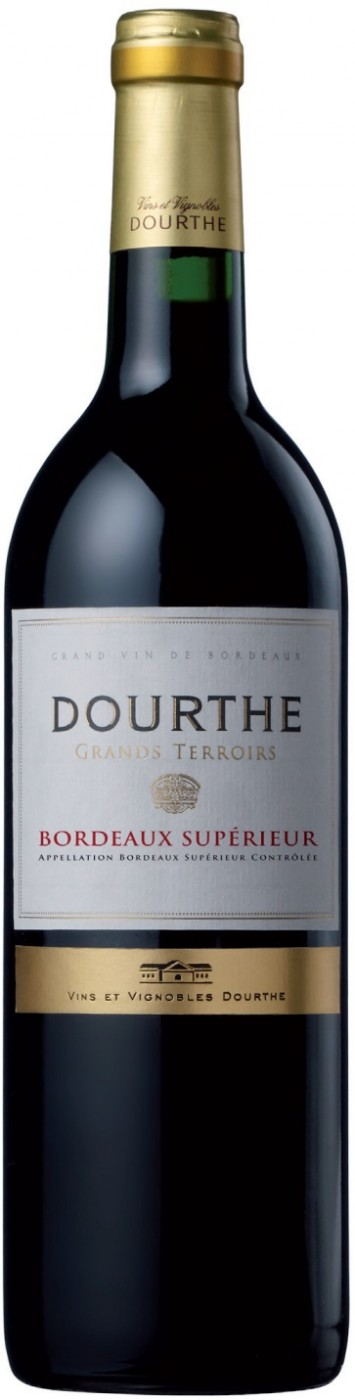 Dourthe, Grands Terroirs, Bordeaux Superieur