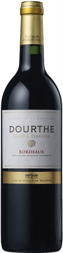 Dourthe Grands Terroirs Bordeaux Rouge