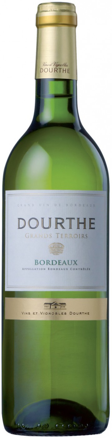 Dourthe Grands Terroirs Bordeaux Blanc | Дурт Гран Терруар Бордо Блан