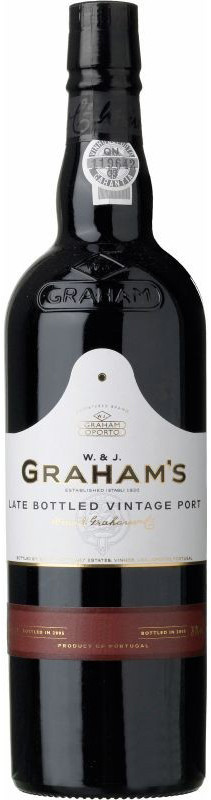 Graham's Late Bottled Vintage LBV
