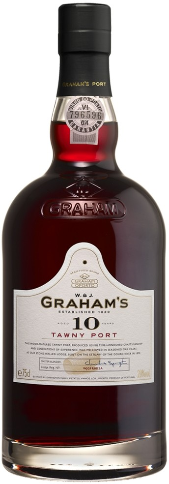 Graham`s, 10 Year Old, Tawny Porto