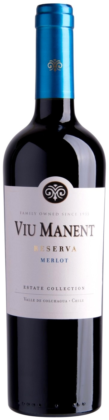 Viu Manent Estate Collection Reserva Merlot