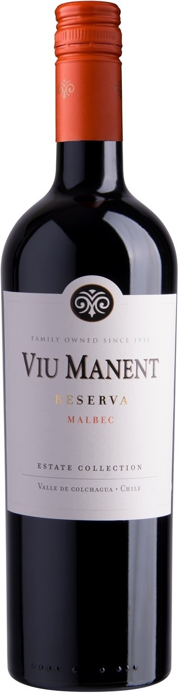 Viu Manent, Estate Collection, Reserva, Malbec
