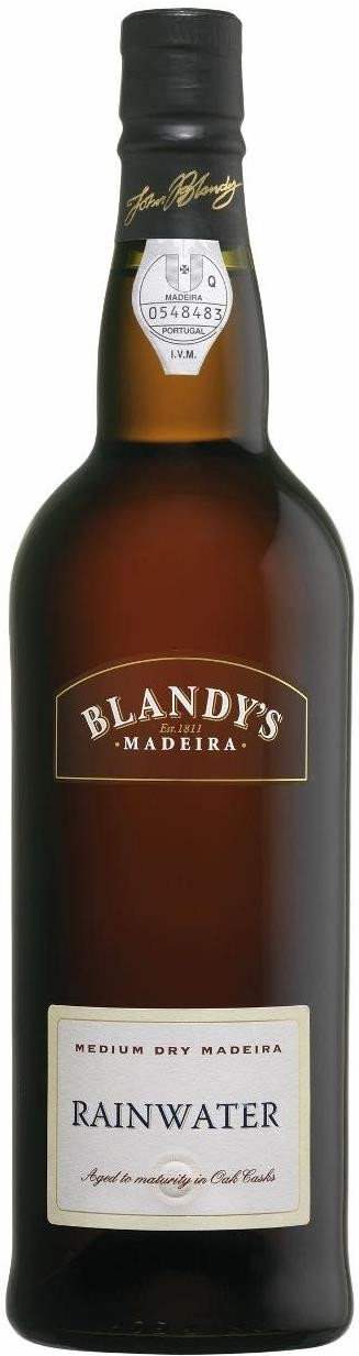 Blandy`s, Rainwater Medium Dry