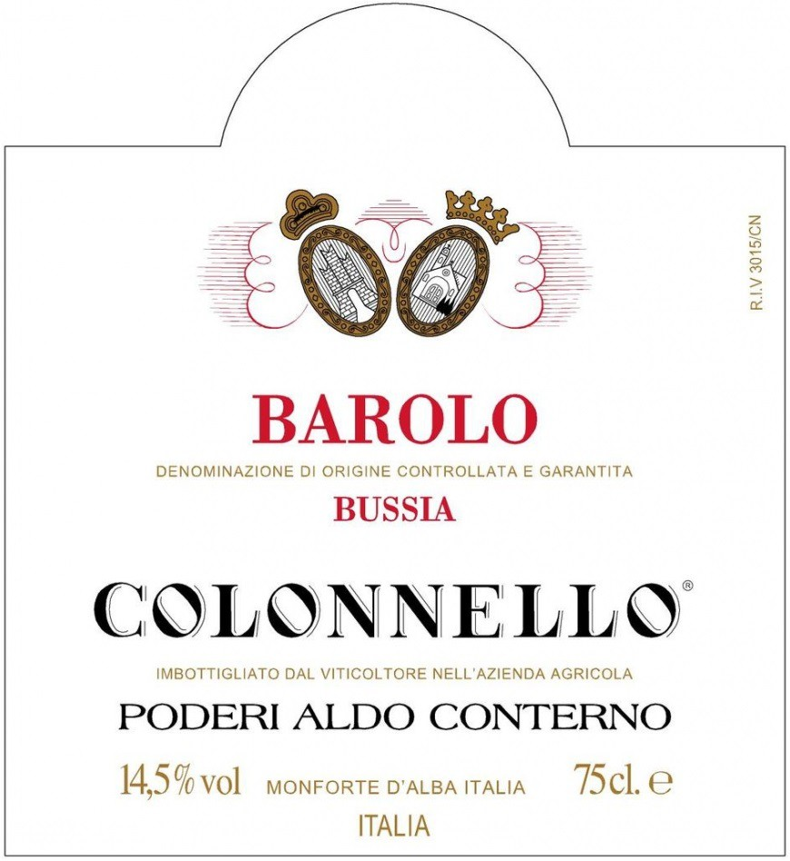 Barolo DOCG Colonnello