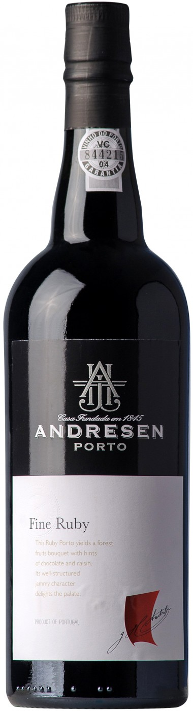Andresen, Fine Ruby | Андресен, Файн Руби